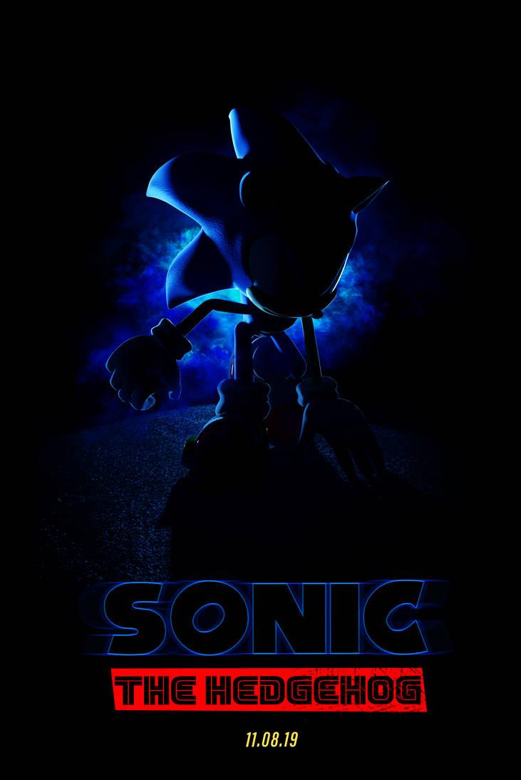 Sonic The Hedgehog Movie 2019 Wallpaper