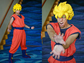 Super Sayian by gamefan23 by tousen-kaname