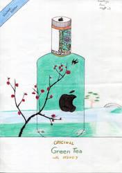 AppleTea by EmissixD