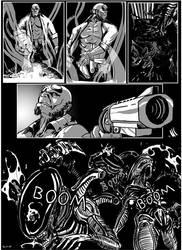 Hellboy/Alien page 8 by TheTrueBishop