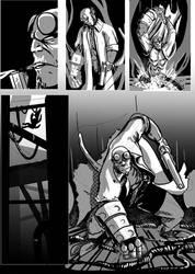 Hellboy/Alien page 9 by TheTrueBishop
