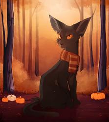 Halloween by MapleSpyder