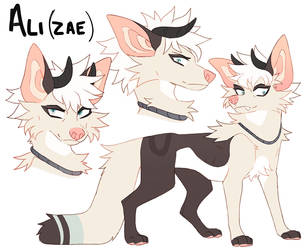 Alizae by MapleSpyder
