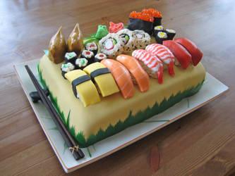 Sushi by Kiilani