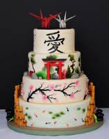 2014 ACF Wedding Cake by Kiilani