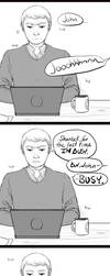 I Didn't Ask For Much -Part 1- by DaintyMendax