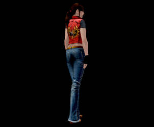 Claire Redfield by carouette59