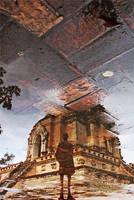 Reflection of Buddhism No.2 by FWStupidio