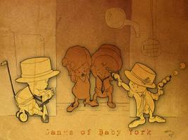 Gangs of Baby York by Lizeeeee