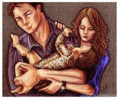 Caskett baby. Again. by Lizeeeee