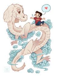 Sticker Design for Tates Comics by ErbyDraws