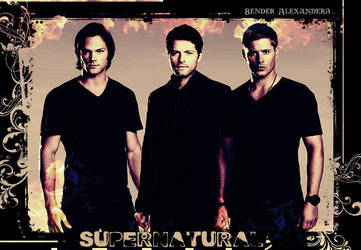 Supernatural by Alexandera1609