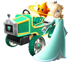 Rosalina by Galaxy-Afro