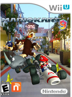 Mario Kart 9 Wii U Boxart (Homemade) by Galaxy-Afro