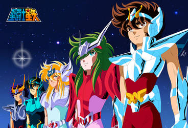 Project Remake 4 - Saint Seiya 4 Clean by mateuspaiao
