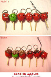 Candied Apples by whitefrosty