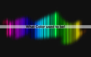 What Color used to be TWO by bertoniloose