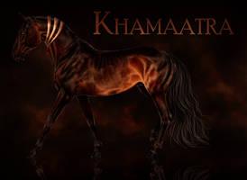 Khamaatra : ZM0119 by Vizseryn