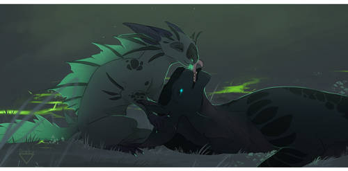 Love on Argus by DarkyDD