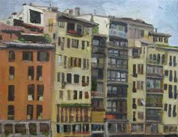 Buildings by TheWarbler