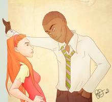 So...Weasley? by RandomFanatic