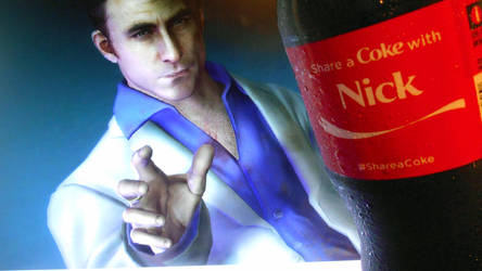 Share a Coke with Nick by lithium-moon