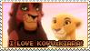 I love KovuxKiara by Mandspasm