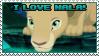 I love Nala by Mandspasm