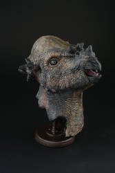 Pachycephalosaurus by ColtRegier