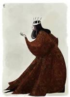 Grumpy Melkor by Eirwen980