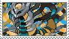 Shiny Origin Giratina Stamp by DjMan12545