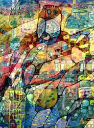 hundertwasser in my mind... by santosam81