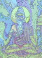 guruji in my dream.. by santosam81