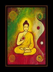 2347 buddha by santosam81