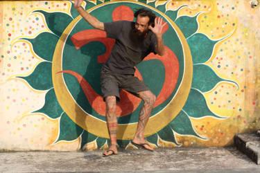 om surfing by santosam81