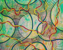 circlinebubbles by santosam81