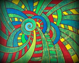 spiralo coloro by santosam81
