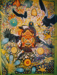 edited birds by santosam81
