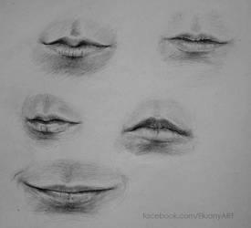 Lips by Eluany