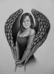 Angel by Eluany