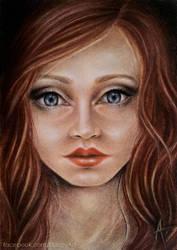 Alice by Eluany
