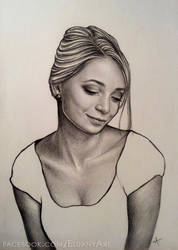 Self-portrait by Eluany