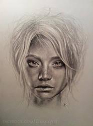 Girl by Eluany