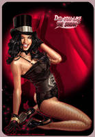 Zatanna,one more -again by J-Estacado