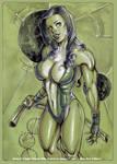 SHE-HULK II by J-Estacado