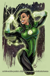 JESSICA CRUZ by J-Estacado