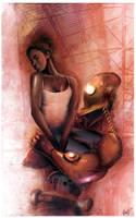 DT VII: Susannah and nigel by J-Estacado