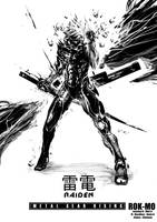 Raiden by R0K-MO