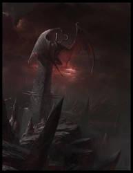 Demon Tower by TFsean