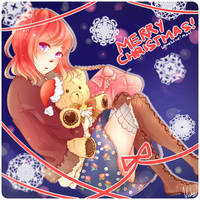 Love Live! Merry Christmas 2015 by unko-to